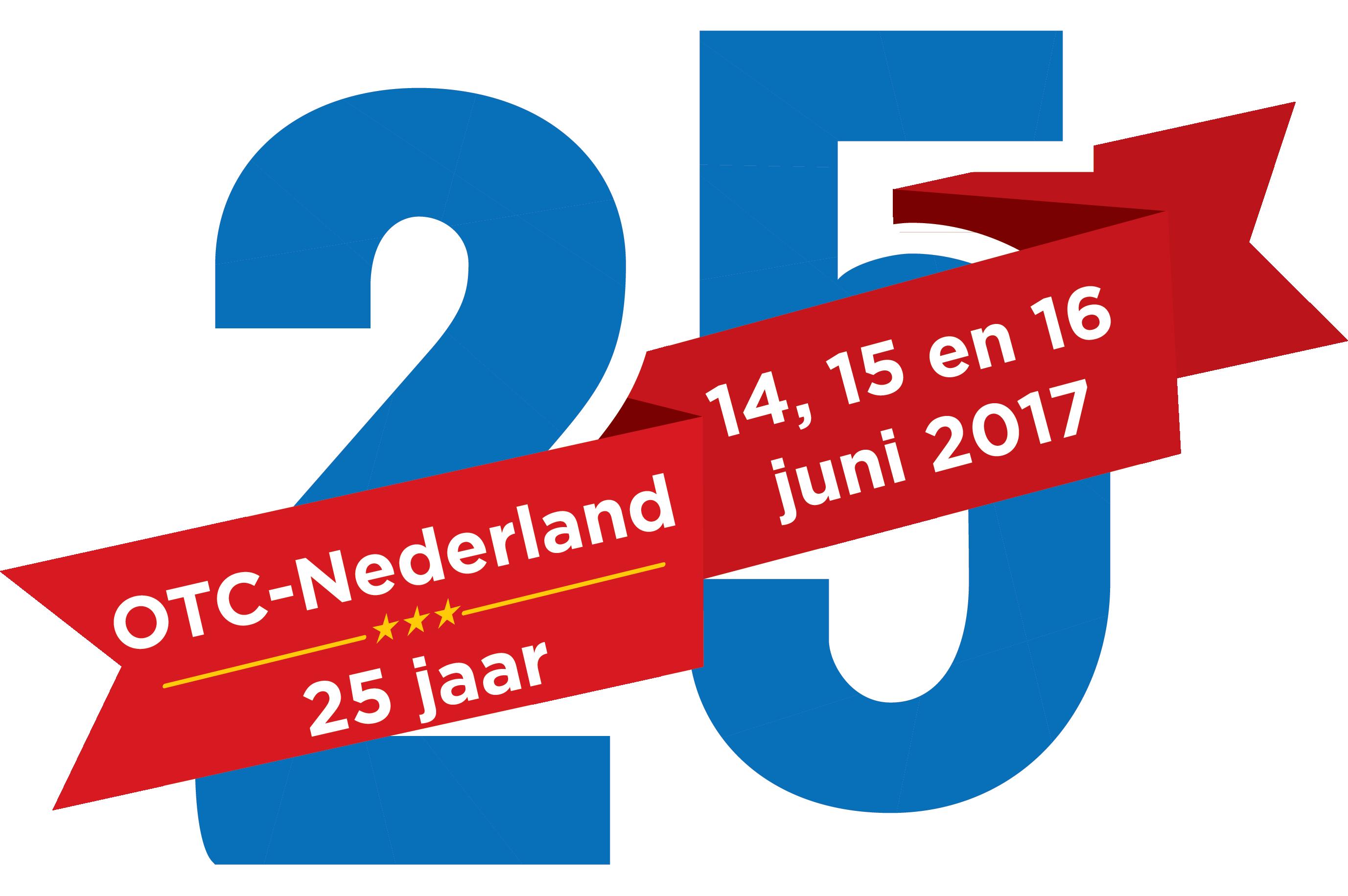 25 jaar OTC Nederland!